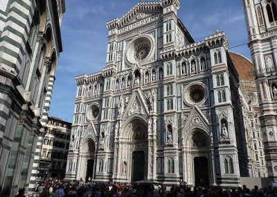 FacadecathedralFlorence